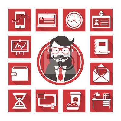 Icons Werktag