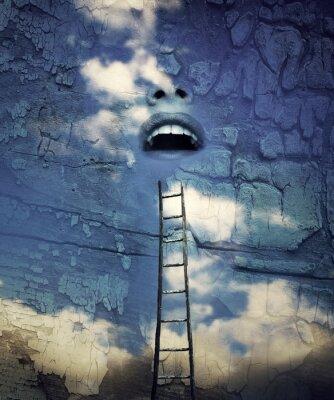 Bild Im Gespräch mit dem Himmel