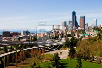 Bild Innenstadt von Seattle