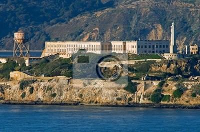 Bild Insel Alcatraz in San Francisco