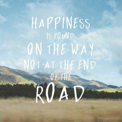Bild Inspirational motivational quote