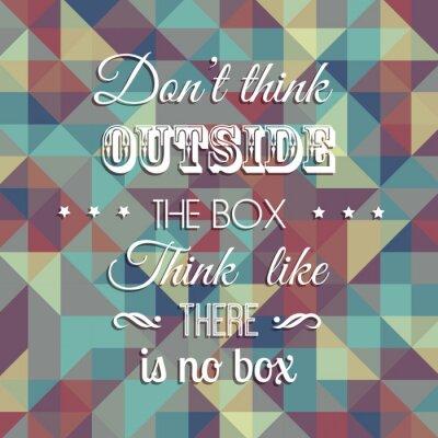 Bild Inspirierend Zitat Hintergrund
