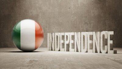 Irland. Unabhängigkeitskonzept.
