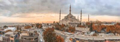 Bild Istanbul - Stadt Panorama-Skyline