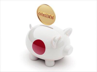 Japan Piggy Konzept