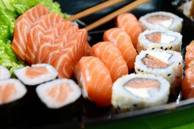Bild Japanisches Essen - Sushi