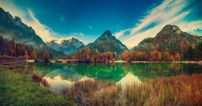 Bild Jasna lake, Slovenia