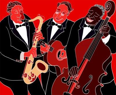 Bild Jazz band