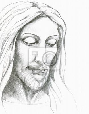 Jesus Christus-Bleistift-
