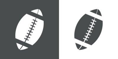 Jetzt kaufen icono plano balon rugby # 1