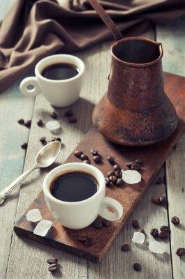 Bild Kaffee in Tassen