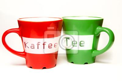 Bild kaffee tassen