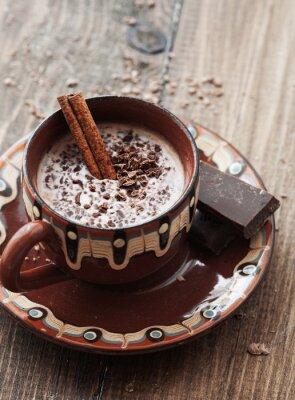 Bild Kakao und Schokolade