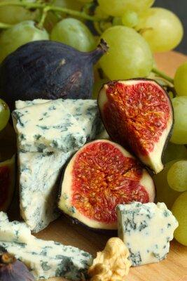 Bild Käse und Feige