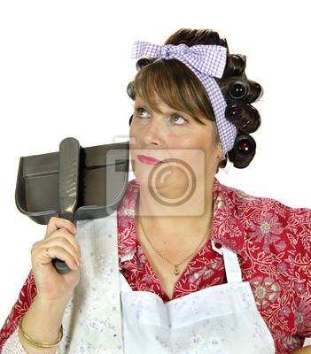 Hausfrau Verbreitung