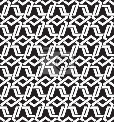 Bild Keltischen nahtlose Muster mit Farbfeld für die Füllung. Mode Hintergrund für Web oder Print-Design.
