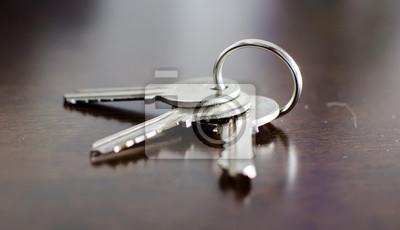 Bild Keys auf einem Tisch