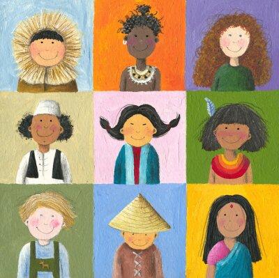 Bild Kinder der Welt