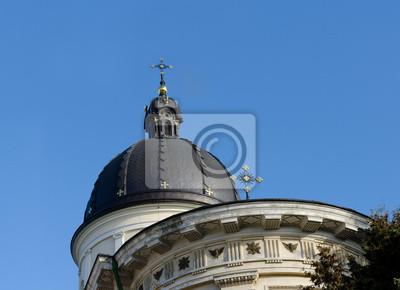 Kirche der Verklärung, ein Denkmal der Architektur in der Lviv