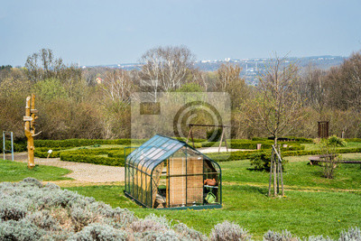 Klettergerüst Ddr : Klanggarten zwickau leinwandbilder u bilder naturpark ddr