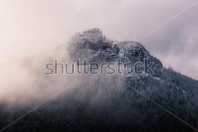 Bild Klapperschlange Ledge in den Wolken.