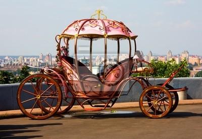 Bild Klassische Wagen in Kiew Ukraine