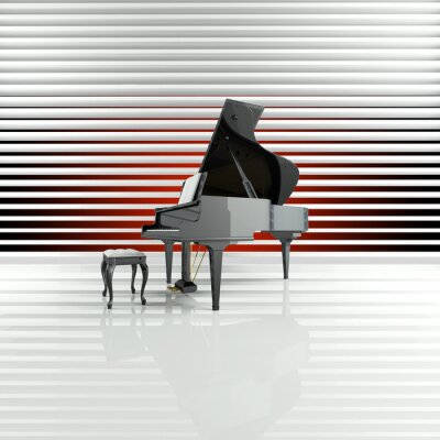 Bild Klavier, Flügel, Bühne, Star, Talent