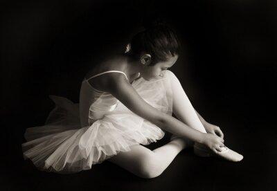 Bild Kleine Ballett-Tänzerin