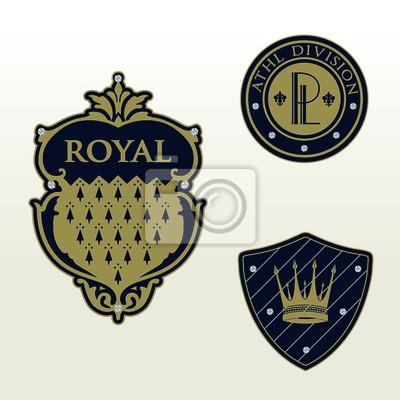 Königliche Wappenkunde Emblema