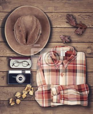 Konzeptionelle Bild des Herbstes