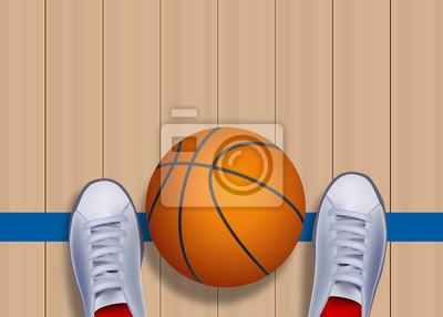 KORB - Ballon Ligne Chaussure