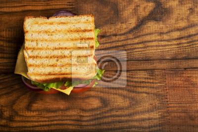 Köstliches Sandwich