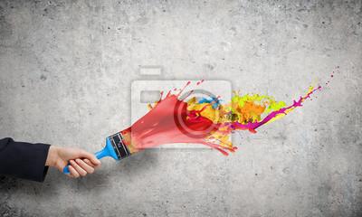 Bild Kreativität Konzept
