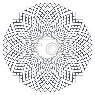 Kreis-Design-Element.