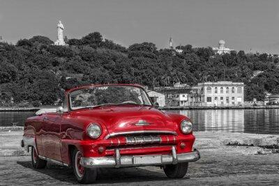 Bild Kuba Casablanca Havanna sw