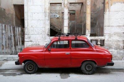 Bild Kuba, Havanna, Oldtimer