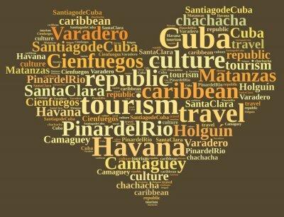 Bild Kuba Tourismus.
