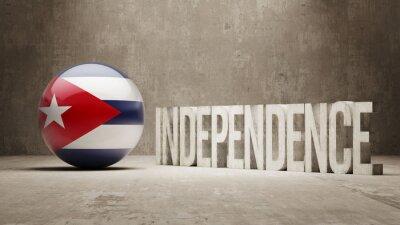 Kuba. Unabhängigkeitskonzept.
