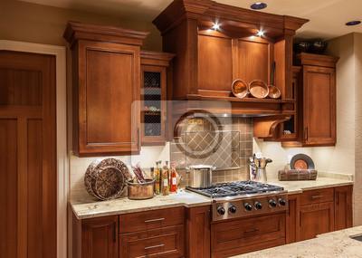 Bild Küche Detail in New Luxury Home