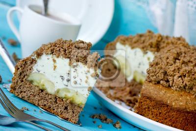 Kuchen Nerz Maulwurf Oder Maulwurf Loch Kuchen Leinwandbilder