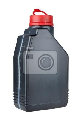 Bild Kunststoff-Flasche für Motoröl