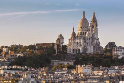 Bild La Basilique du Sacré-Coeur de Montmartre
