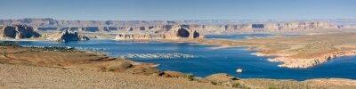Lake Powell pano.