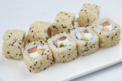 Bild Leckere Sushi