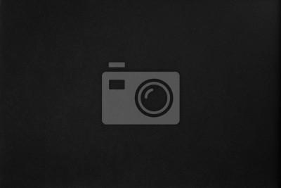 Bild Leerer dunkler schwarzer körniger Wandhintergrund