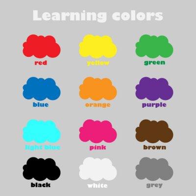 Farben Für Kinder.Lernen Von Farben Für Kinder Spaßbildungsspiel Für Kinder