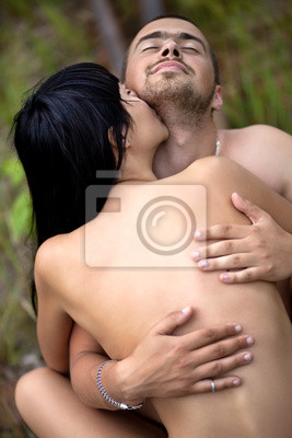 Liebe mit Kuss