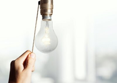 Bild Light bulb.