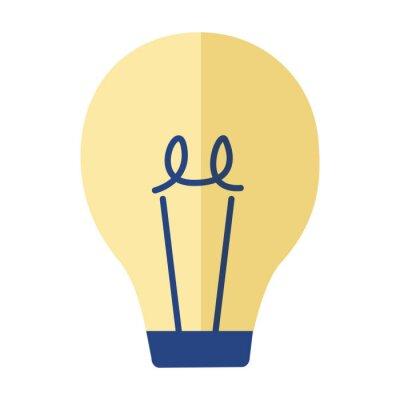 Bild light bulb electricity