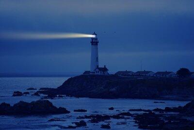 Bild Lighthouse in Kalifornien
